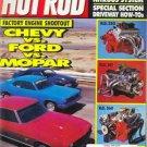 Hot Rod Magazine October 1992