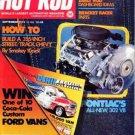 Hot Rod Magazine September 1976