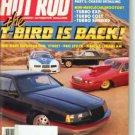 Hot Rod Magazine September 1984
