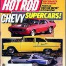 Hot Rod Magazine September 1986
