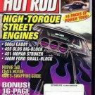 Hot Rod Magazine September 1998