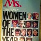 Ms. Magazine, January 1985