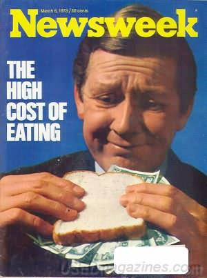 Newsweek  March 5 1973