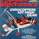 Popular Mechanics August 2001