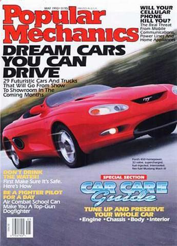 Popular Mechanics May 1993