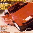 Popular Mechanics October 1985