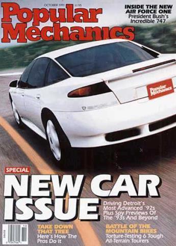 Popular Mechanics October 1991