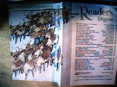 Readers Digest December 1965