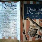Readers Digest July 1954