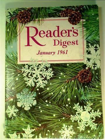 Reader's Digest Magazine, January 1961