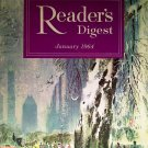 Reader's Digest Magazine, January 1964