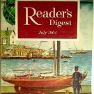Reader's Digest Magazine, July 1964