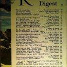 Reader's Digest Magazine, June 1965
