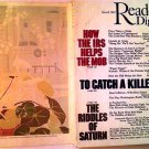 Reader's Digest Magazine, March 1981