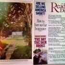 Reader's Digest Magazine, May 1989