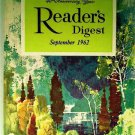 Reader's Digest Magazine, September 1962