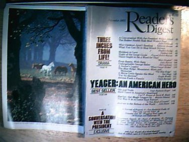 Readers Digest November 1985