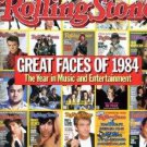 Rolling Stone December 20, 1984 - Issue 437/438