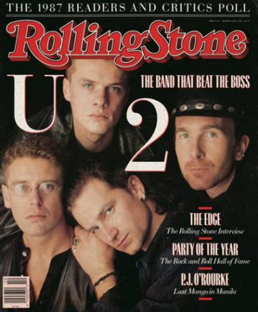 Rolling Stone March 10, 1988 - Issue 521