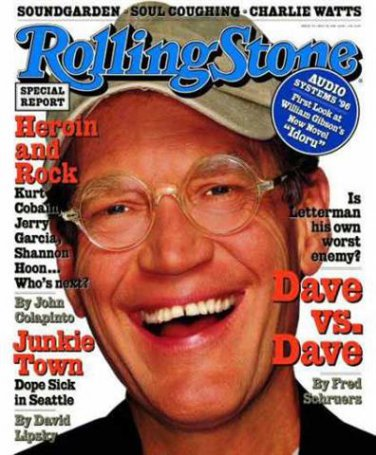 Rolling Stone May 30, 1996 - Issue 735