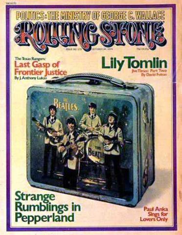 Rolling Stone October 24, 1974 - Issue 172