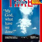 Time July 29 1985