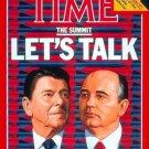 Time November 18 1985