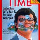 Time November 4 1985