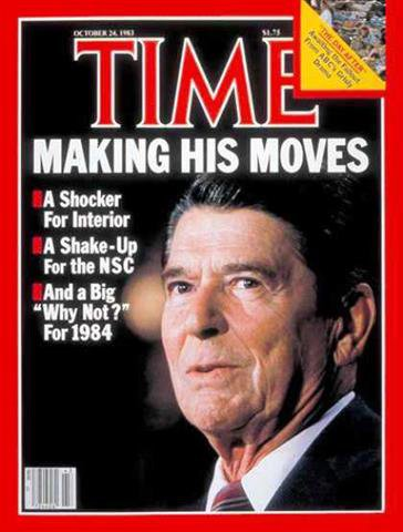 Time October 24 1983