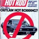 Hot Rod Magazine October 1984