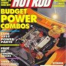 Hot Rod Magazine October 1991