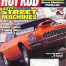 Hot Rod Magazine October 1993