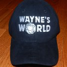 Wayne's World Embroidered Hat Halloween Costume Wayne Fan Cap