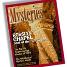 issue #1 of Mysteries Magazine
