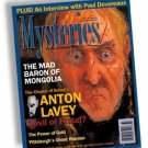 Issue #3 of Mysteries Magazine