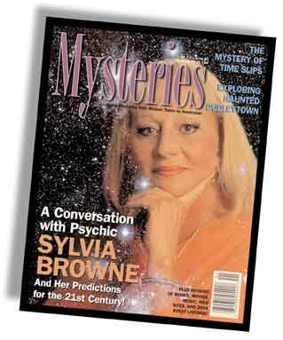 Issue #4 of Mysteries Magazine