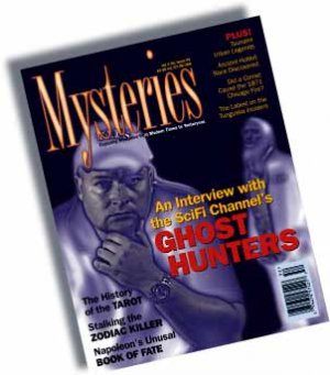 Issue #9 of Mysteries Magazine