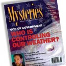 Issue #12 of Mysteries Magazine