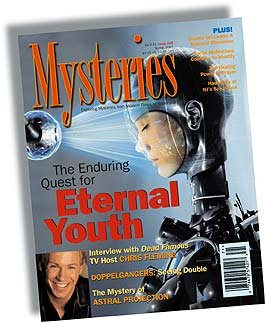 Issue #16 of Mysteries Magazine