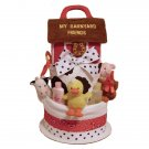 Barnyard Theme Baby Diaper Cake