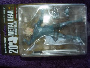 Metal Gear 20th Anniversary Ultra Detail Figure 4