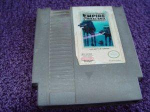 Empire Strikes Back Nintendo Nes game