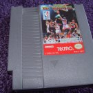 Tecmo NBA Basketball Nintendo NES game