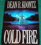 Coldfire by Dean Koontz... FREE SHIPPING