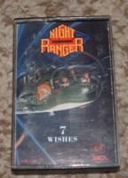 7 Wishes by Night Ranger... FREE SHIPPING