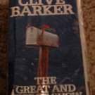 The Great and Secret Show by Clive Barker PB 1990 .... FREE SHIPPING