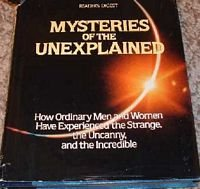 Mysteries of the Unexplained by Readers Digest 1982...