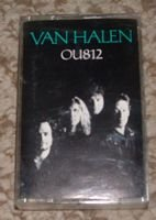 OU7812 by Van Halen 1988... FREE SHIPPING