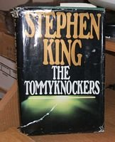 The Tommyknockers by Stephen King 1987.... FREE SHIPPING
