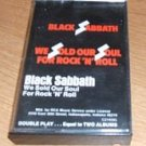 We Sold Our Soul For Rock N Roll By Black Sabbath... FREE SHIPPING